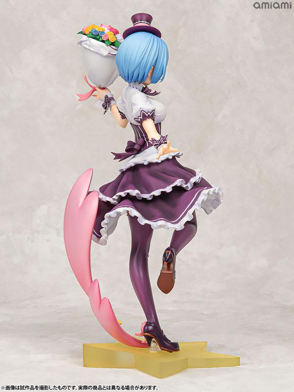 KDcolle Re:ZERO -Starting Life in Another World- Rem Birthday Ver. 1/7 Complete Figure 3