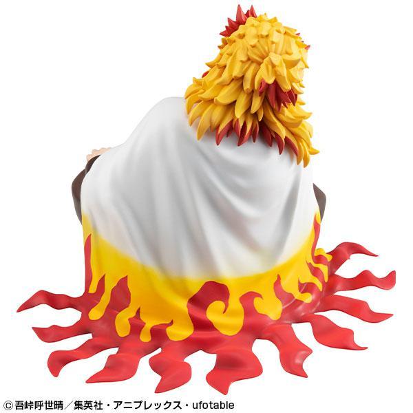 G.E.M. Series Demon Slayer: Kimetsu no Yaiba Palm Size Rengoku-san Complete Figure