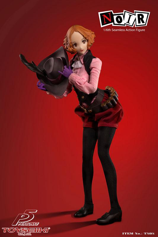 Persona 5 Noire 1/6 Scale Seamless Action Figure 3