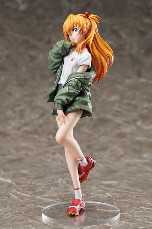 Evangelion (RADIO EVA) Asuka Langley Shikinami Ver.RADIO EVA 1/7 Complete Figure 2