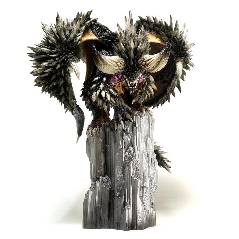 Capcom Figure Builder Creator's Model Extinction Dragon Nergigante Complete Figure product