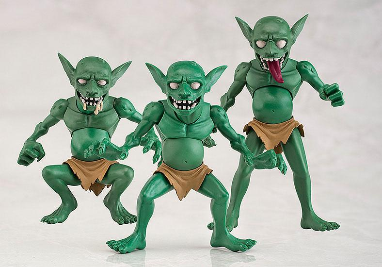 WakuWaku! Goblin Village Posable Figure main
