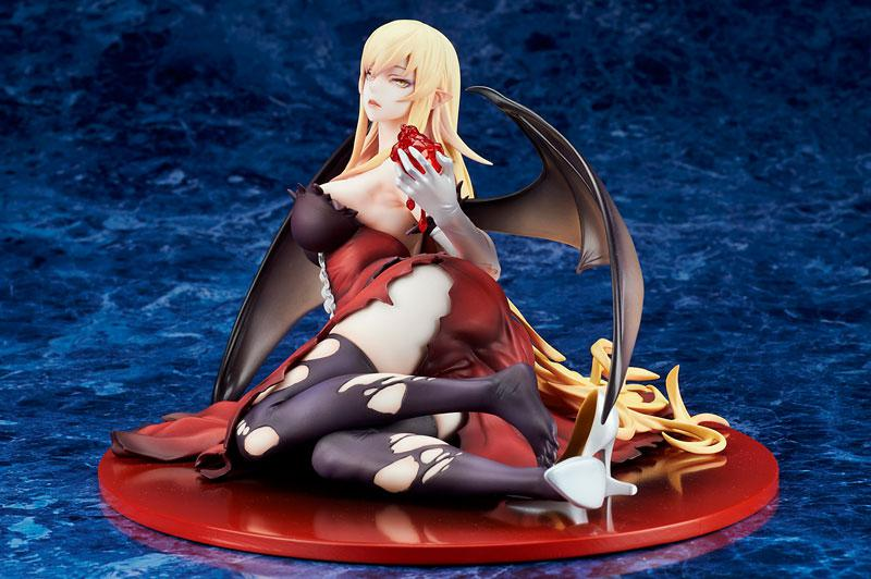 Kizumonogatari Kiss Shot Acerola Orion Heart Under Blade 1/7 Complete Figure