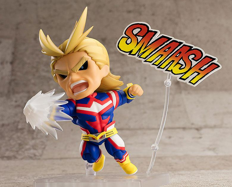 Nendoroid My Hero Academia All Might 3