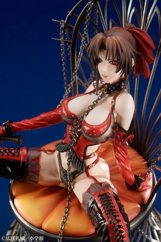 """Black Lagoon"" 20th Anniversary Revy Scarlet Queen ver. 1/7 Complete Figure"