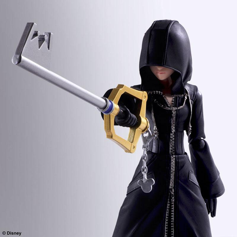 Kingdom Hearts III Bring Arts Xion