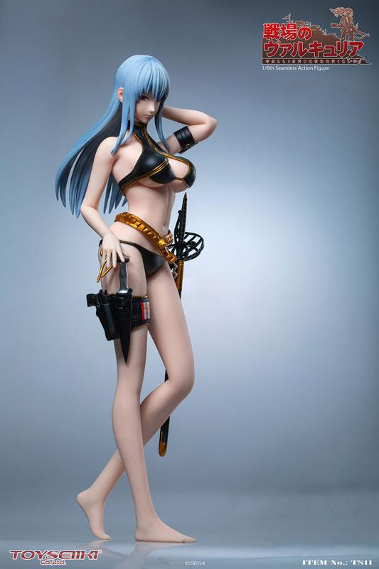 Valkyria Chronicles Selvaria Bles 1/6 Seamless Action Figure 4