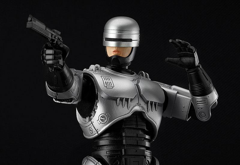 HAGANE WORKS Robocop Posable Figure product