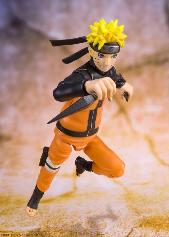 "S.H.Figuarts Naruto Uzumaki [BEST SELECTION] ""NARUTO Shippuden"""