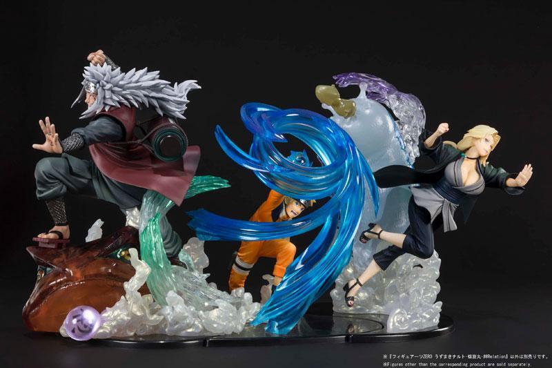 """Figuarts ZERO Naruto Uzumaki -Rasengan- Kizuna Relation """"NARUTO Shippuden"""""""