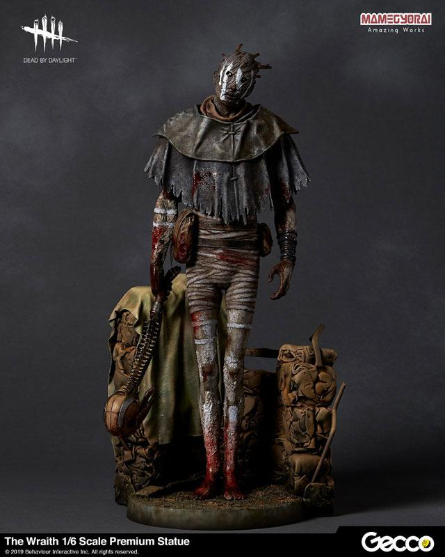 Dead by Daylight / Wraith 1/6 Scale Premium Statue product