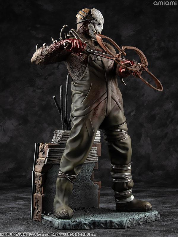 DEAD BY DAYLIGHT Trapper Complete Figure
