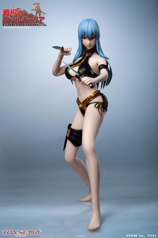 Valkyria Chronicles Selvaria Bles 1/6 Seamless Action Figure 15