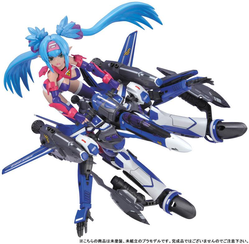 ACKS V.F.G. Macross Frontier VF-25G Super Messiah Clan Clang Plastic Model product