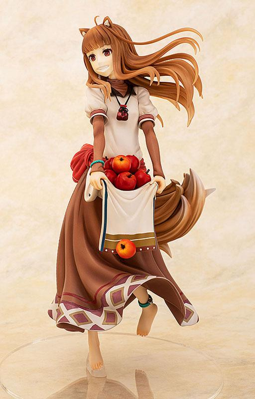 Spice and Wolf Holo Plentiful Apple Harvest ver. 1/7 Complete Figure 0