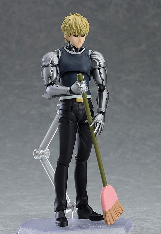 figma One-Punch Man Genos