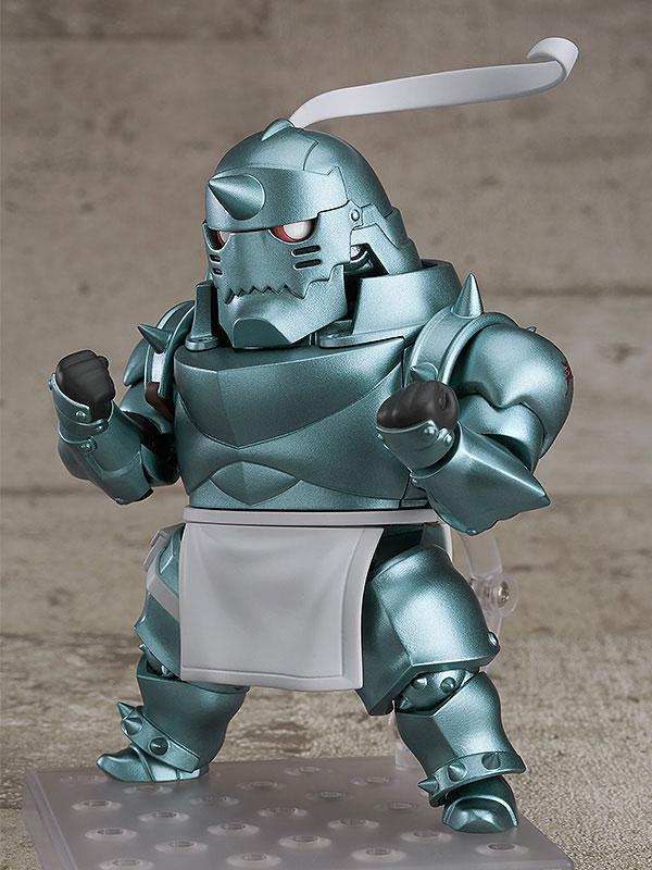 Nendoroid Fullmetal Alchemist Alphonse Elric 0