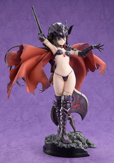 Bikini Warriors Black Knight 1/7 Complete Figure 3