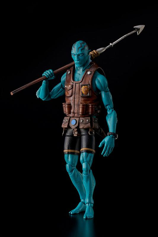 Hellboy Abe Sapien 1/12 Action Figure main