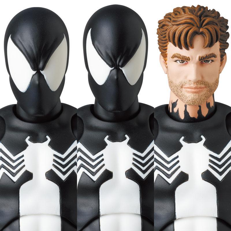 Mafex No.168 MAFEX SPIDER-MAN BLACK COSTUME (COMIC Ver.)