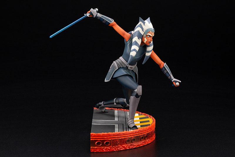 ARTFX Star Wars: Clone Wars Ahsoka Tano Clone Wars Ver. 1/7 Easy Assembly Kit