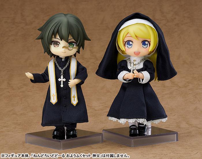 Nendoroid Doll Outfit Set Nun 2