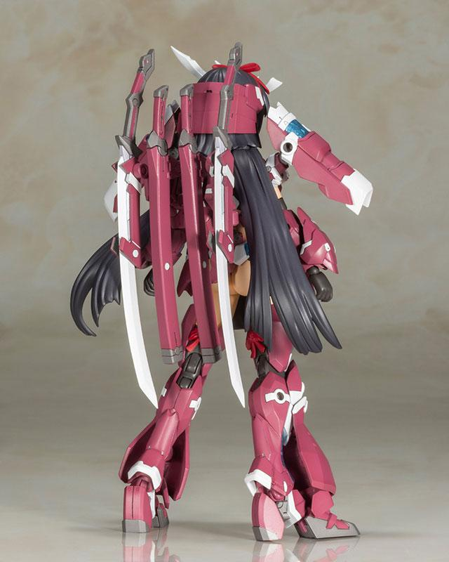 Frame Arms Girl Magatsuki Plastic Model 0