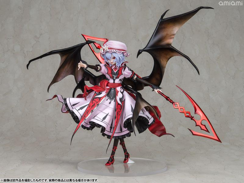 Touhou Project - Remilia Scarlet [Koumajou Densetsu Ver.] 1/8 Complete Figure 0