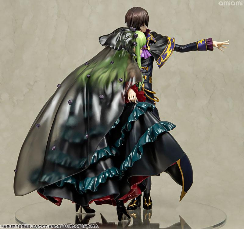 Precious G.E.M. Series Code Geass Re;surrection L.L. & C.C. Set Complete Figure