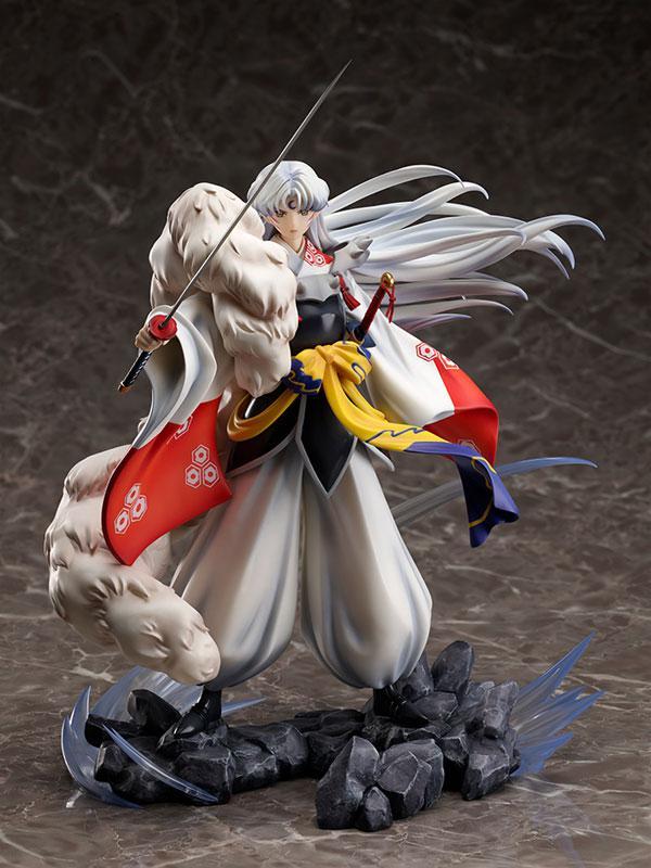 """InuYasha"" Sesshomaru 1/7 Complete Figure"