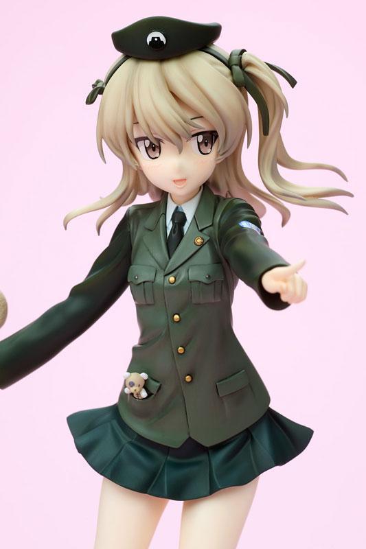 DreamTech Girls und Panzer Alice Shimada [Panzer Jacket Ver.] 1/8 Complete Figure 5