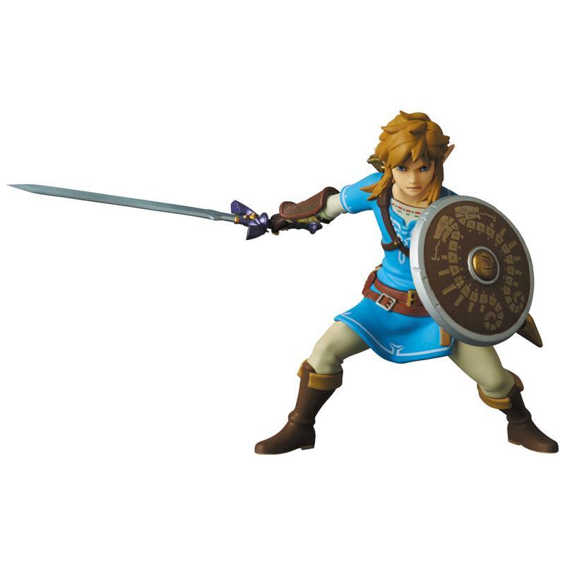 "Ultra Detail Figure No.565 UDF Link (Breath of the Wild Ver.) ""The Legend of Zelda"" main"