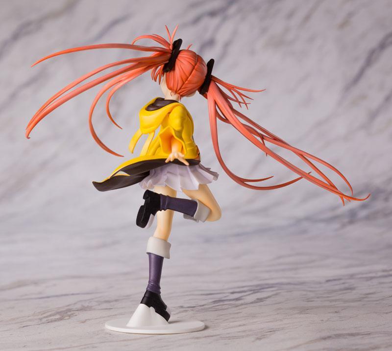Black Bullet Enju Aihara Promo Figure Mini official anime girl Authentic