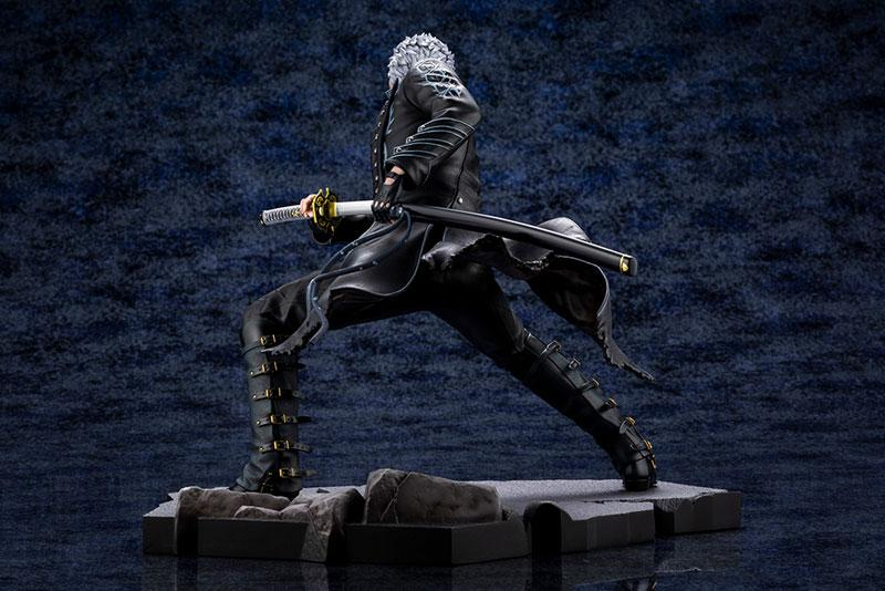 ARTFX J Devil May Cry 5 Vergil 1/8 Complete Figure