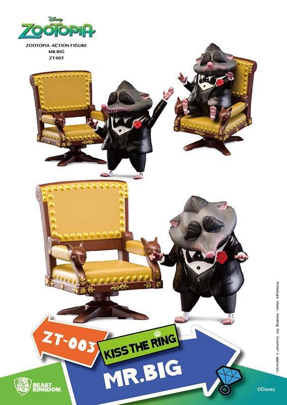 """Zootopia"" Action Figure: Mr. Big"