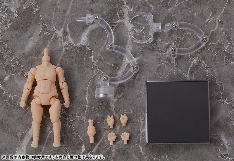 Nendoroid Doll archetype: Man (peach) 2