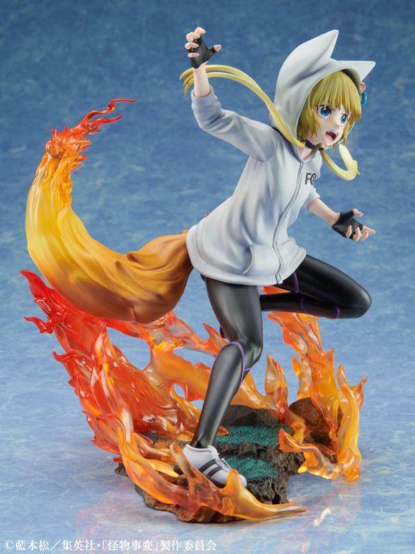 "TV Anime ""Kemono Jihen"" Kon 1/8 Complete Figure product"
