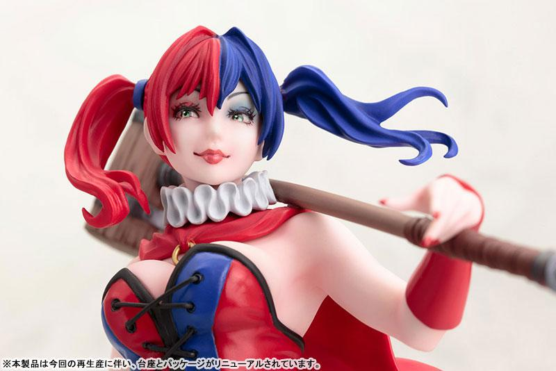 DC COMICS Bishoujo DC UNIVERSE Harley Quinn NEW52 ver. 2nd Edition 1/7 Complete Figure 7