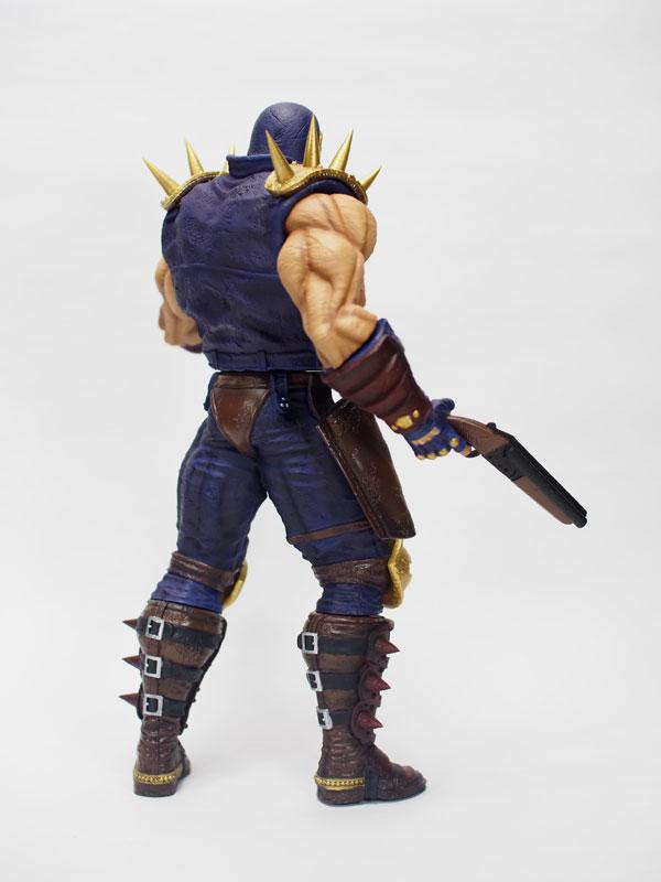 CMC (CCP Muscular Collection) Muscular Collection Soft Vinyl Fist of the North Star North Star Ultimate Sculpting Vol.2 Jagi Initial Design Ver.