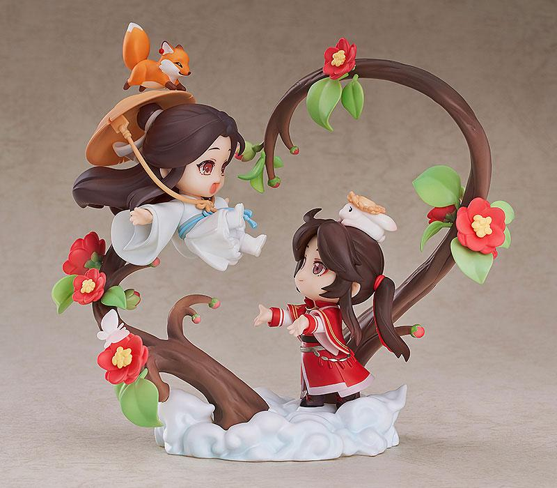 Deformed Figure Heaven Official's Blessing Xie Lian & San Lang Until I Reach Your Heart Ver.