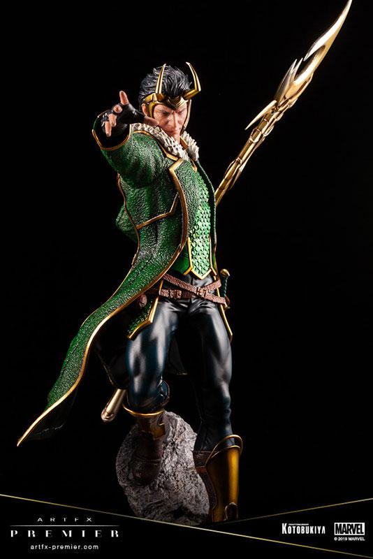 ARTFX PREMIER MARVEL UNIVERSE Loki 1/10 Easy Assembly Kit