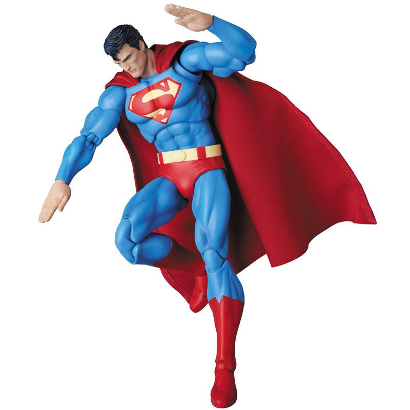 MAFEX SUPERMAN (HUSH Ver.) 8