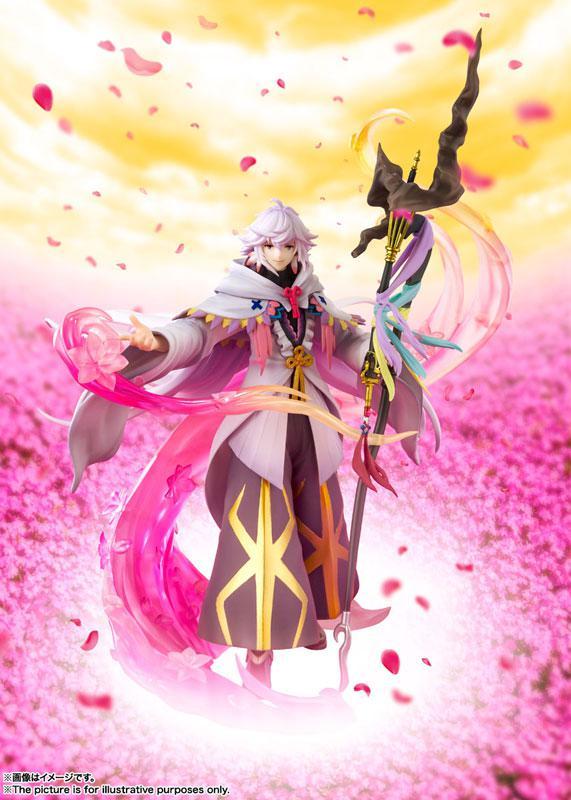 "Figuarts ZERO Flower Magician Merlin ""Fate/Grand Order -Demonic Battlefront: Babylonia-"""