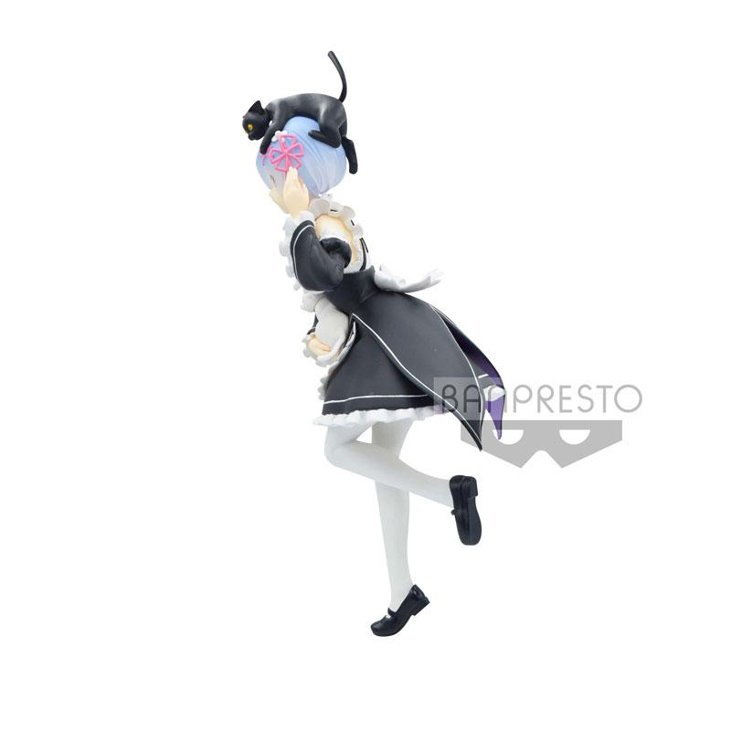 Re:ZERO -Starting Life in Another World- ESPRESTO -Choosing a texture suitable- Rem (Game-prize) 3