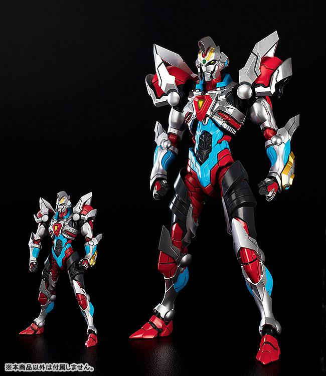 GIGAN-TECHS SSSS.GRIDMAN Gridman Posable Figure 2