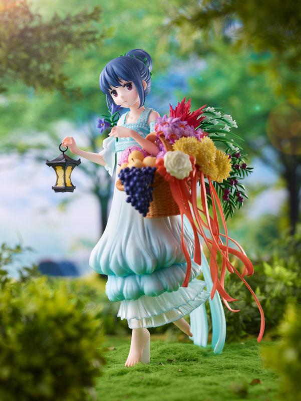 Yuru Camp Rin Shima Birthday ver. 1/7 Complete Figure