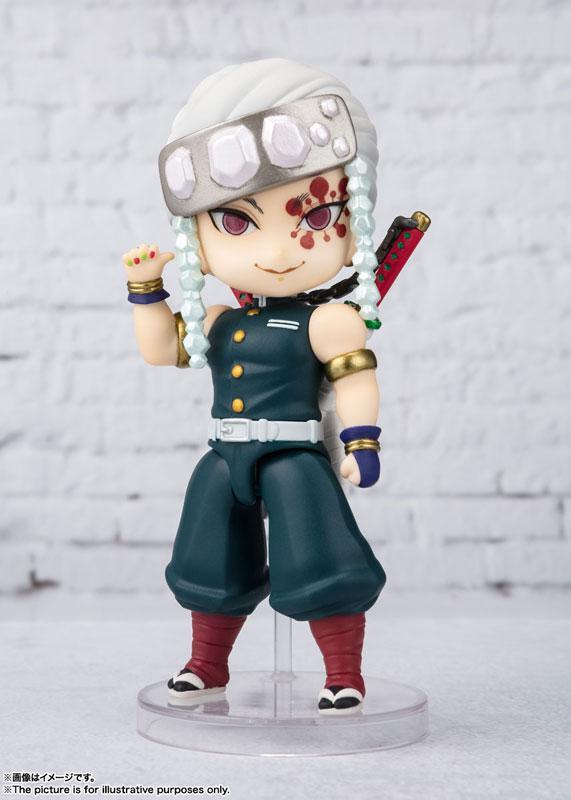 "Figuarts mini Tengen Uzui ""Demon Slayer: Kimetsu no Yaiba"""