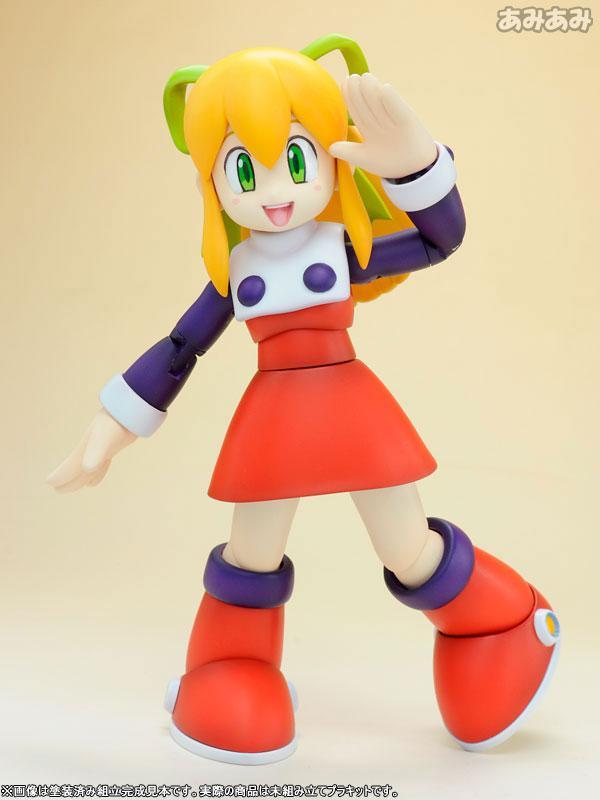 Mega Man - Roll Repackage Ver. 1/10 Plastic Model product