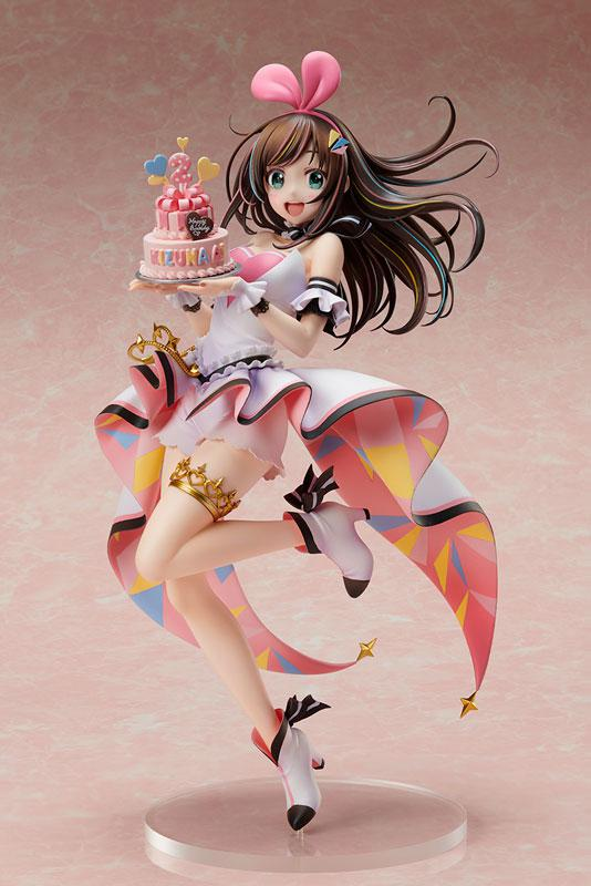 Kizuna AI A.I. Party! -Birthday with U- 1/7 Complete Figure main