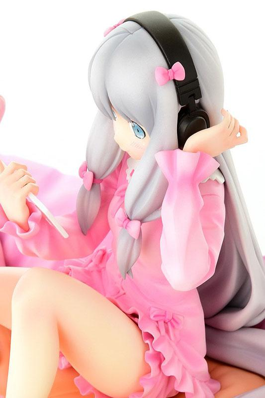 Eromanga Sensei Sagiri Izumi/Smile with my eyes Imouto to Hirakazu no Aida Frontispiece ver. Figure